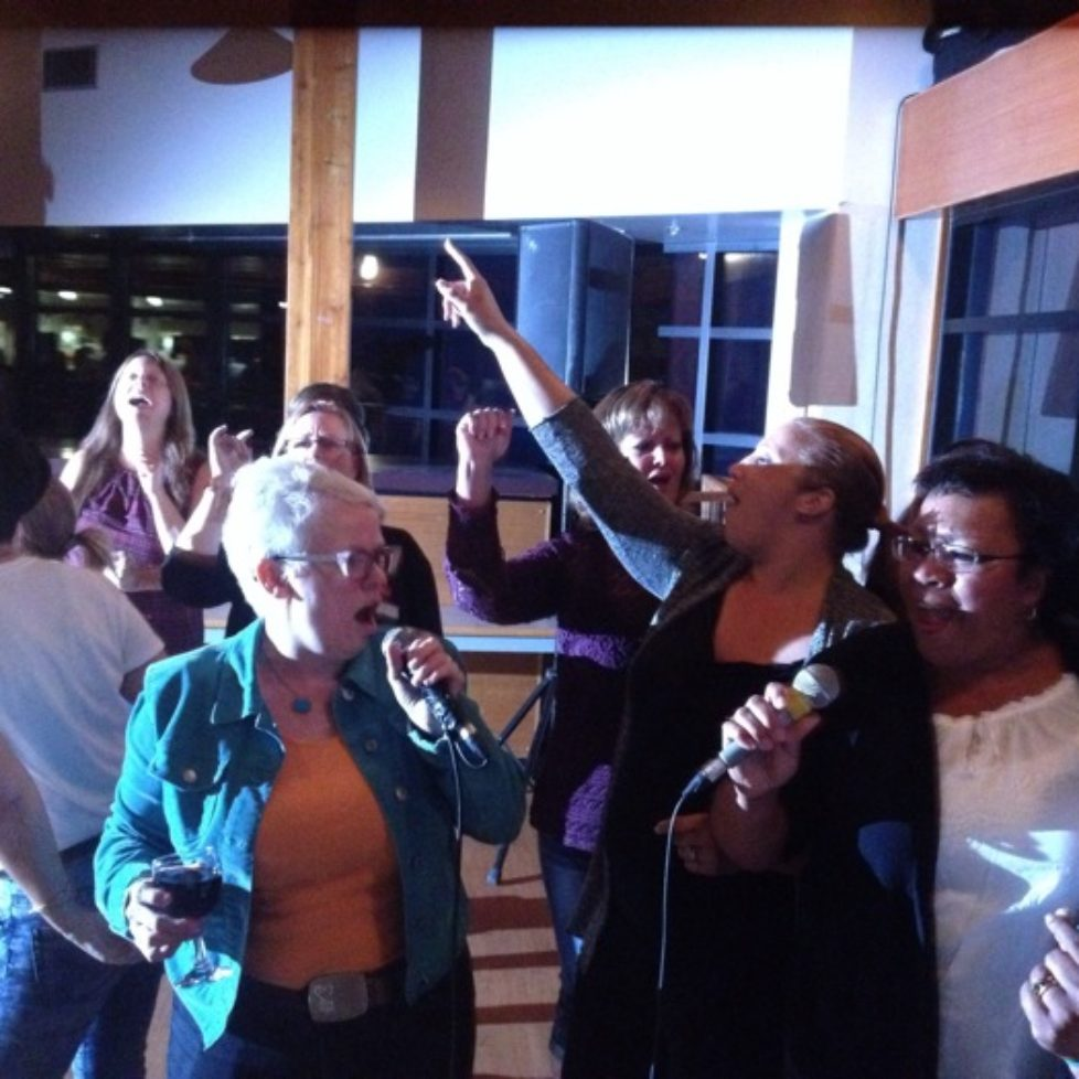 Karaoke at UNIFOR