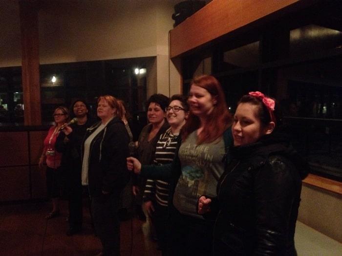 March Break Karaoke at UNIFOR