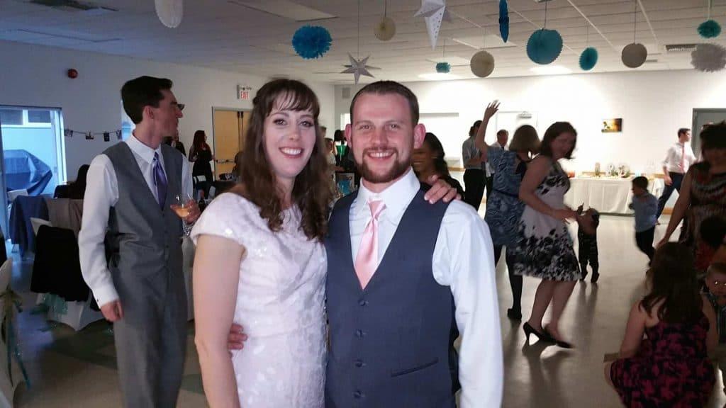 Elizabeth MacNeil & Dale Moore Wedding