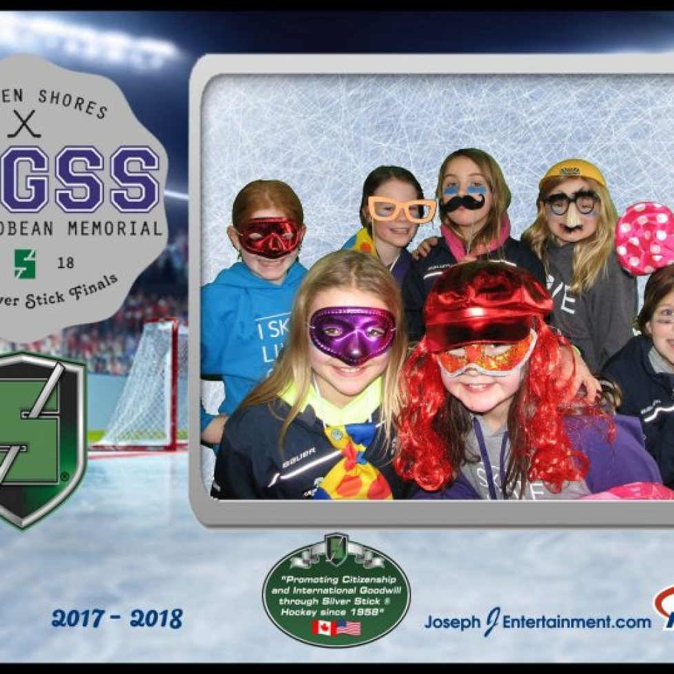 2018 Saugeen Shores Ladies Silver Stick Hockey Tournament