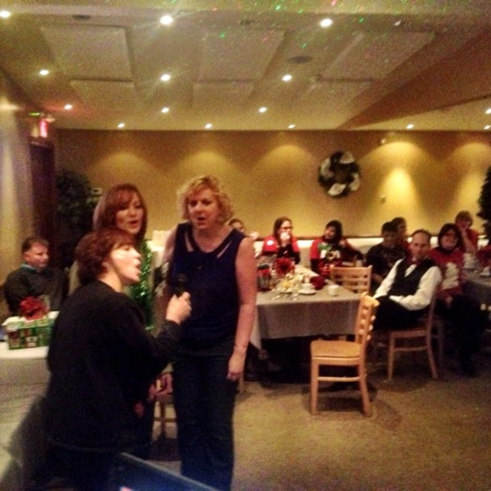 Owen Sound Critical Care Christmas Karaoke
